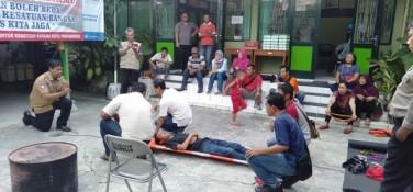 Pelatihan Kesiapsiagaan Tanggap Bencana