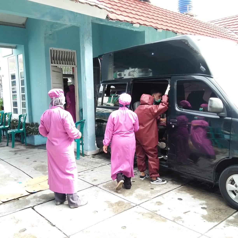 MOBILE SCREENING ZERO TB DI KELURAHAN NGUPASAN