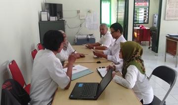 Rapat Koordinasi Kelurahan Ngupasan